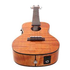 Kala KA-CEME Exotic Mahogany Concert Acoustic / Electic Ukulele - Built-in Tuner
