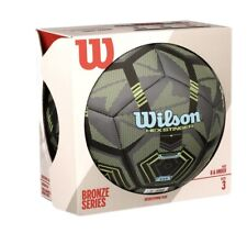 Wilson Hex Stinger Soccer Ball Size 3