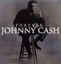 Forever Johnny Cash (40 Titles) With Bonus Dvd The Pride Of Jesse Hallam (Tin Ca