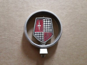 Vintage Dodge Royal Monaco Emblem Hood Ornament  Trim Metal Nameplate Badge