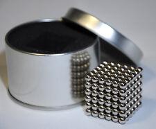 NeoCube Neo Cube Neodymium Magnet NeFeB Puzzle 216 Bucky Balls Spheres