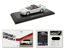 Kyosho 1/64 HONDA NSX Type R NA1 Japan Stamp Set Limited