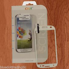 Titan Real Tempered Glass Screen protector Samsung Galaxy S3 (White)