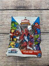 Spider-Man Marvel Super Hero Adventures Playskool Heroes Mini Action Figure