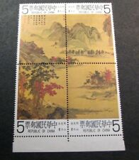 Souvenir Sheets China Stamp  Scott#  2216e Landscape 1980  MNH C451
