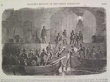 Fort Sumter South Carolina Entry Of Major Anderson Civil War 1861