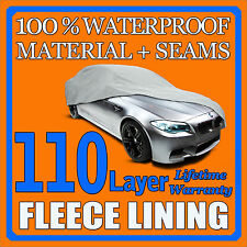 110 Layer Car Cover Outdoor Waterproof Scratchproof Breathable 60 70 80 90 100 E