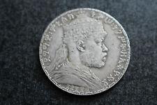 Äthiopien, Menelik II. - 1 Birr 1895 - 1903 KM#19