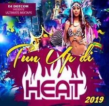 TUN UP DI HEAT  SOCA CALYPSO MIXTAPE 2019