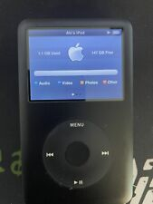 Apple iPod Classic 160GB A1238 2007 Black 6th Generation YMX