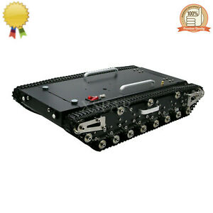 30Kg Load WT-500S Smart RC Robotic Tracked Tank RC Robot Car Base Chassis free*t