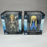 Game of Thrones Action Vinyls Mini Figures Jaime Lannister & Daenerys Targaryen