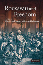 Rousseau and Freedom, , Very Good condition, Book