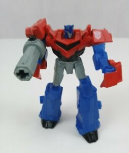 2016 Transformers Prime McDonald's Happy Meal Toy - Optimus Prime #1