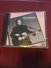Neil Diamond, the Best Years of our lives Cd 1988 Columbia Ck 45025