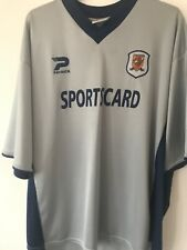 Hull City Away Shirt 2001/02 Size 46/48 Excellent Condition
