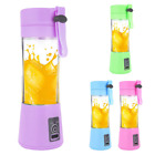 Portable Blender USB Rechargeable Juicer Cup Smoothies Mixer Fruit Cordless