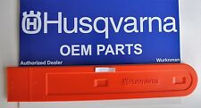 """Husqvarna  OEM 501834504 Bar Cover 24""""- 28"""" Scabbard Protector for many Chainsaw"""