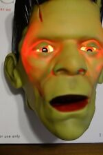 Gemmy Animated Universal Studio Frankenstein Monster Door Greeter Halloween Prop