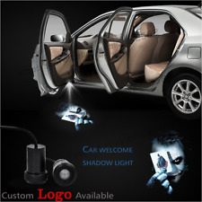 Crazy Batman Joker Logo Car Door Welcome Laser Projector Ghost Shadow LED Lights