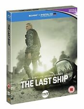 The Last Ship Complete Series 2 Blu Ray All Episode Second Season UK Rele NEW R2