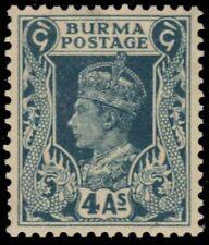 "BURMA 28 (SG28) - King George VI ""1938 Printing"" (pb14037)"