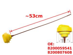 JAUGE A HUILE POUR RENAULT CLIO II MK2 ESPACE IV KANGOO LAGUNA I II 8200059541