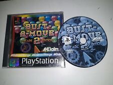 PS1 Bust A Move 2 Sony PLAYSTATION Un Jeu N