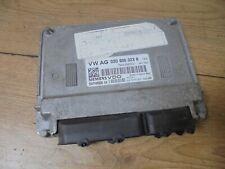 VW VOLKSWAGEN FOX 2008 1.2 6V MANUAL ENGINE ECU 03D906023B ,5WP4050804