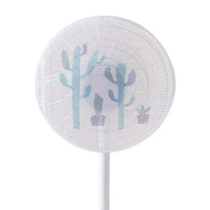 Electric Fan Dust Proof Cover Safety Net All-inclusive Kids Hand Anti-pinchi*W