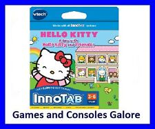 New!! Vtech InnoTab 2 Hello Kitty Game and E-Book