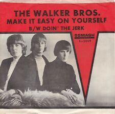 """The Walker Brothers """"Make It Easy On Yourself""""  Smash 2009  Record & Pic Slv  NM"""
