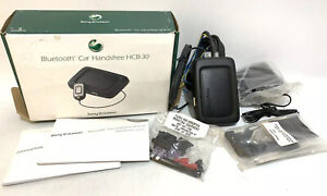 SONY ERICSSON BLUETOOTH CAR HANDS-FREE KIT HCB-30 (Use With T68 T68i T39 R520)