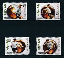 [32461] Zaire 1996 Soccer Good set Very Fine MNH stamps