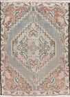 Geometric Traditional Hand Knotted Wool Area Rug Oriental 2 x 3 Medallion Carpet