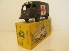 Ambulances miniatures CIJ