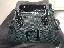 Fendi Women s Patent Leather Handbags   Bags  9422636d05791