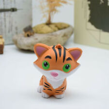 Stress Relieve Kids Toy Lovely Tiger Shaped Slow Rising Squeeze Healing Toys-/