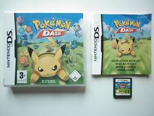 Pokémon Dash Jeu Vidéo Nintendo DS