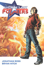 America's Got Powers by Jonathan Ross & Bryan Hitch 2014, TPB Image OOP