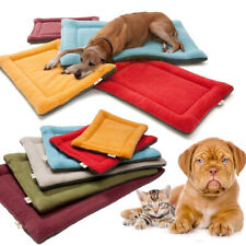 Pet House Small Medium Large Dog Cat Puppy Bed Pad Crate Kennel Warm Cushion Mat