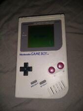 Grey Original Nintendo Game Boy Handheld Console Tested & Working