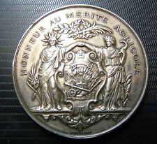 grosse médaille en argent de ..60 g vendu au poids