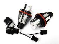 2pc FOR BMW E39 E53 E60 E61 E63 65 E87 X5 3W ANGEL EYES LED HALO RING LIGHT BULB