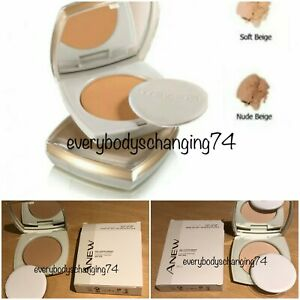 Avon ANEW Age-Transforming Pressed Powder SPF 15 BRAND NEW 'TWO SHADES AVAILABLE