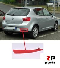 FOR SEAT IBIZA 5D 2008 - 2012 NEW REAR BUMPER REFLECTOR RIGHT O/S