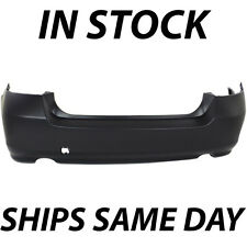 NEW Primered - Rear Bumper Cover for 2010 2011 2012 2013 Subaru Legacy Sedan