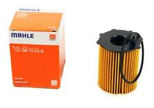 GENUINE MAHLE OIL FILTER OX171/2D CITROEN, FORD, MAZDA, MINI, PEUGEOT