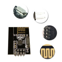 NRF 24L01 2.4GHZ Wireless Radio Transceiver RF PIARM Module Arduino 200M  useful