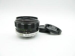 Minolta MC Rokkor-PF 1:1.4 f=58mm Objektiv